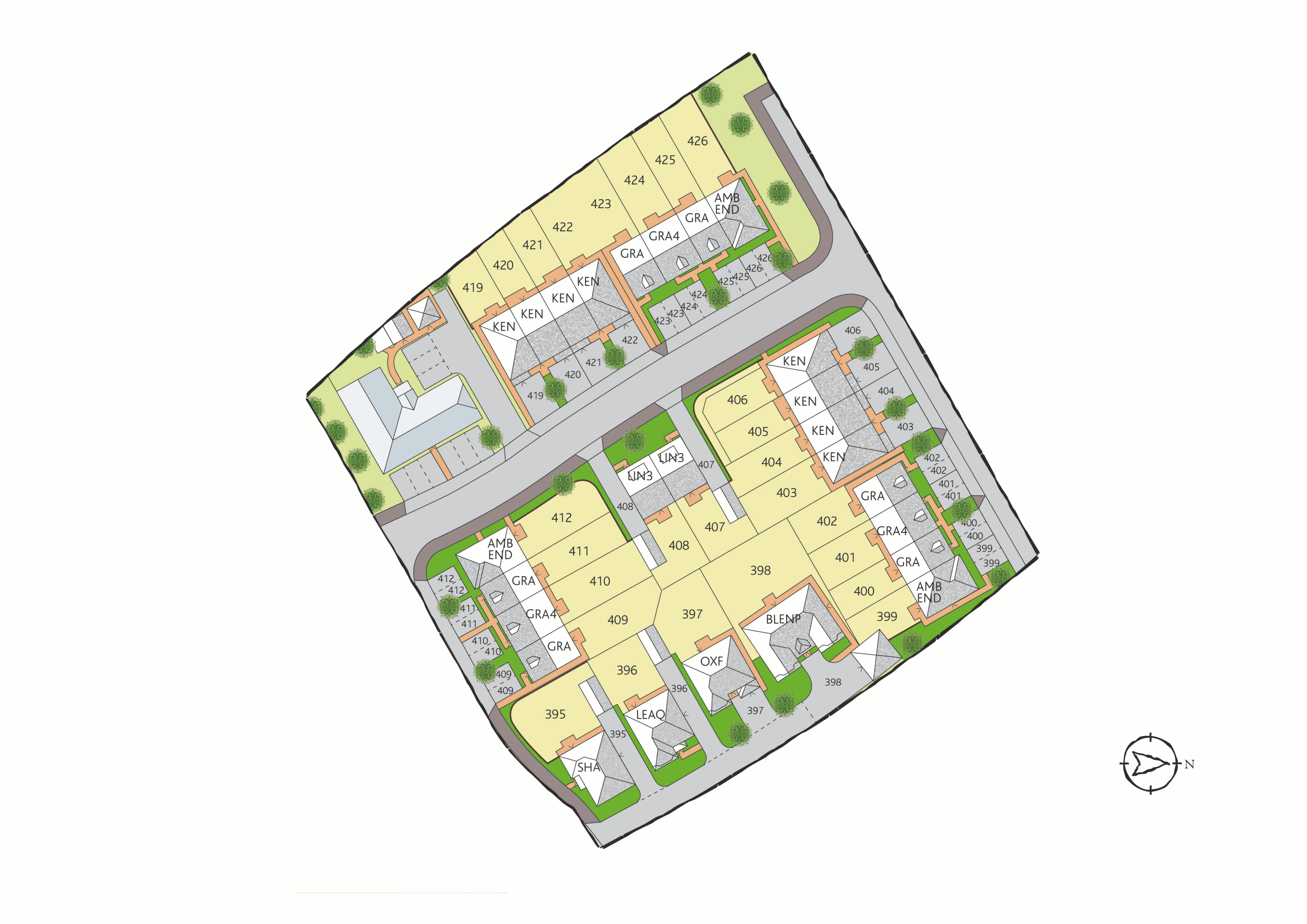 Interactive Site Plan 1349v2 plan