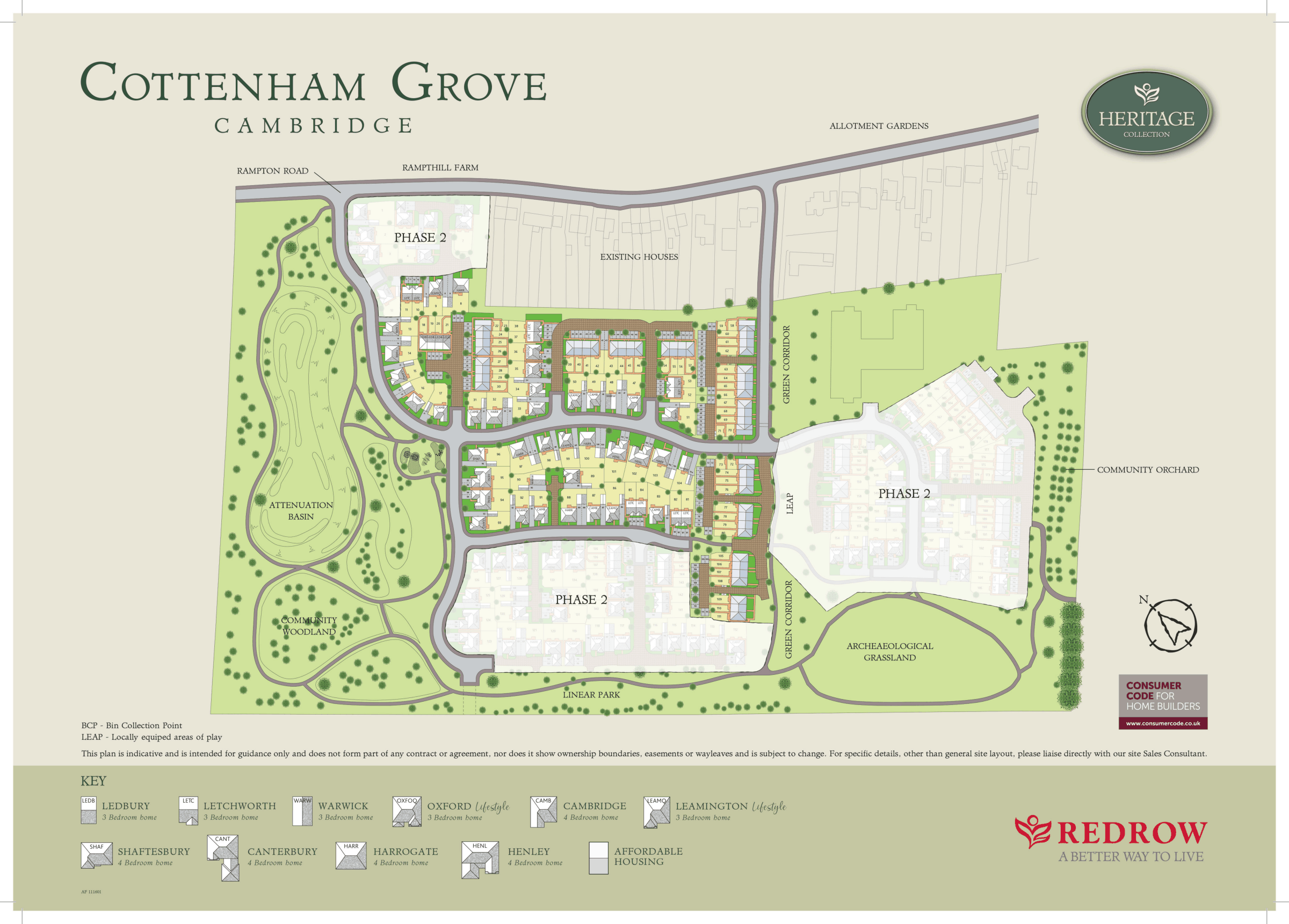 Interactive Site Plan 1827v1 plan