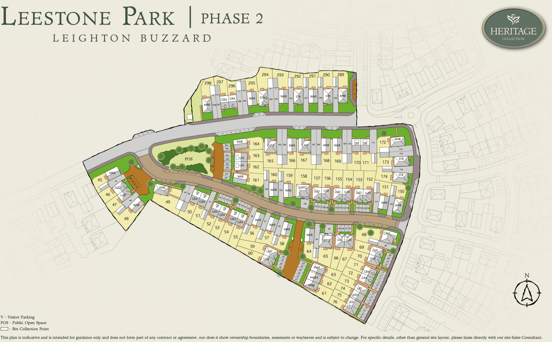 Interactive Site Plan 1854v3 plan